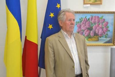 У Чернівцях помер відомий художник Олександр Приходнюк