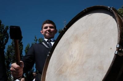 У центрі Чернівців зіграють майже 40 духових оркестрів з усієї області