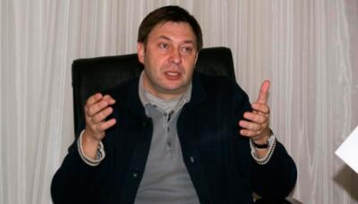"""Керівнику """"РИА Новости Украина"""" оголосили підозру у держзраді"""
