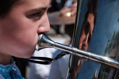 У Чернівцях через погодні умови перенесли свято духової музики