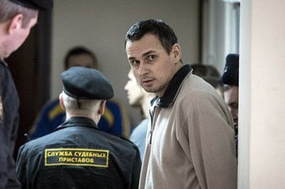 Український режисер, який перебуває у російській колонії, оголосив голодування
