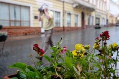 Синоптик розповіла, скільки ще триватимуть дощі на Буковині