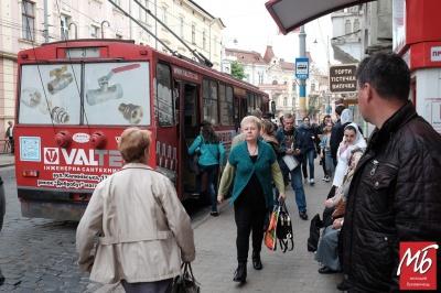 Страйк перевізників: за перший день у тролейбусах виручка зросла на 20 відсотків