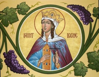 18 травня за церковним календарем - великомучениці Ірини