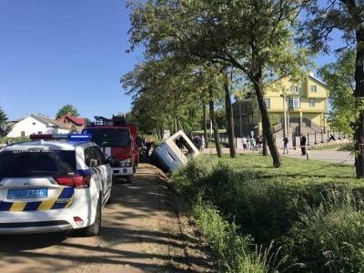 Стало відомо про стан пасажирів, які постраждали у ДТП з маршруткою в Коровії