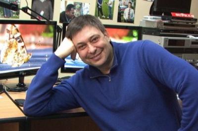 """Російський МЗС зажадав негайного звільнення керівника """"РИА Новости Украина"""""""
