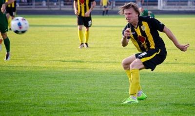 Футбол: «Буковину» покинув форвард Руслан Рябий