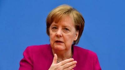 """Меркель: ФРН розглядає """"Північний потік-2"""" як комерційний проект"""