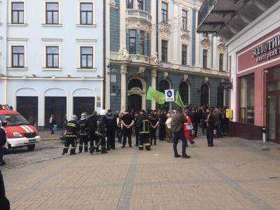 """У Чернівцях невідомі повідомили про замінування на місці проведення """"Фестивалю рівності"""""""