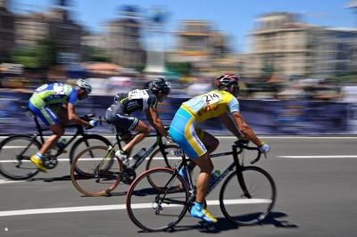 Буковинець став «бронзовим» призером всеукаїнської велогонки