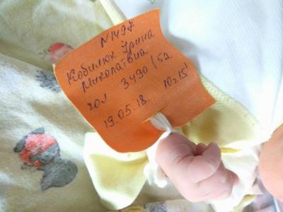 Богатир на три з половиною кіло: у редактора сайту molbuk.ua народився другий син