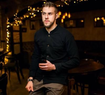 Андрій Рибарчук працює над створенням нової власної пісні