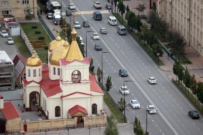 ІДІЛ взяла на себе відповідальність за напад на церкву у столиці Чечні