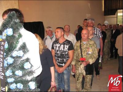 «Його любили і солдати, і офіцери за простоту»: у Чернівцях попрощалися з Михайлом Ігнатьєвим - фото