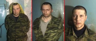 """Бійці """"Донбасу"""" захопили у полон трьох бойовиків"""
