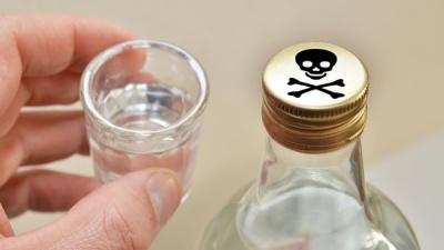 У Борисполі 6 осіб померли від сурогатного алкоголю