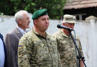 Поповнення у прикордонників: Олександр Фищук відправив на службу племінника  - фото