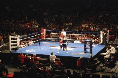 Боксер з Буковини переміг суперника з Америки