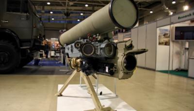"""Президент доручив збільшити кількість ракетних комплексів """"Стугна"""" у зоні дії ООС"""