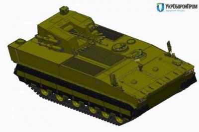 В Україні почали розробку танка та БМП нового покоління