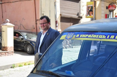 Сьогодні - 4 роки, відколи Каспрука вперше обрали мером Чернівців
