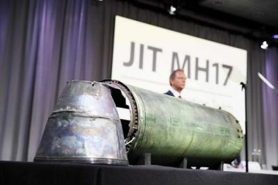 Нідерланди та Австралія офіційно звинуватили Росію в катастрофі рейсу MH17
