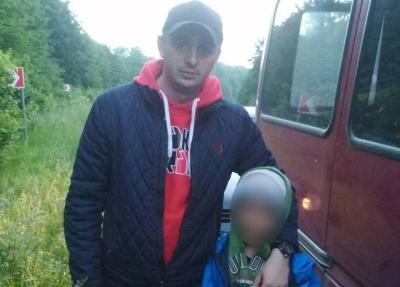 На Буковині батько покинув 8-річного сина у лісі, бо запідозрив у крадіжці грошей