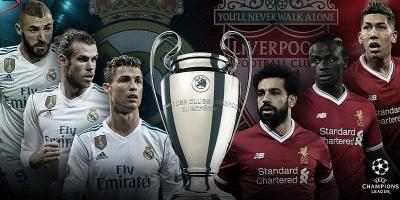 Фінал Ліги чемпіонів: хто фаворит – «Реал» чи «Ліверпуль»