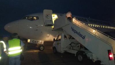 Авіакомпанія МАУ запустила рейс Чернівці-Анталія - фото
