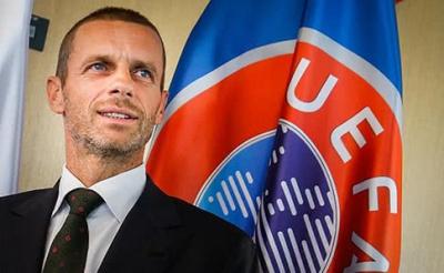 Президент УЄФА прокоментував проведення фіналу Ліги Чемпіонів у Києві