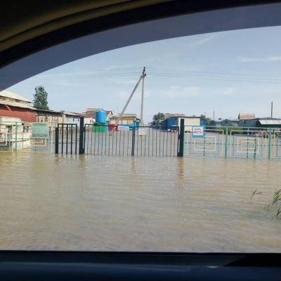 Через негоду на Запоріжжі затопило половину баз відпочинку: людей евакуюють