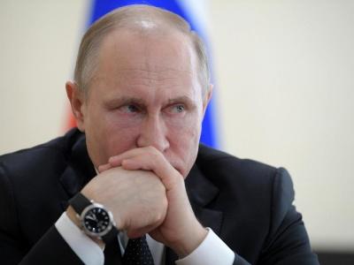 У Росії встановлять пам'ятник Путіну