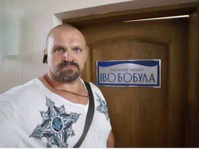 Василь Вірастюк агітує українців голосувати за Іво Бобула на виборах