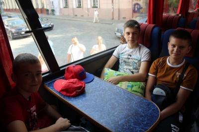 30 дітей АТОвців з Буковини безкоштовно оздоровлять на Херсонщині