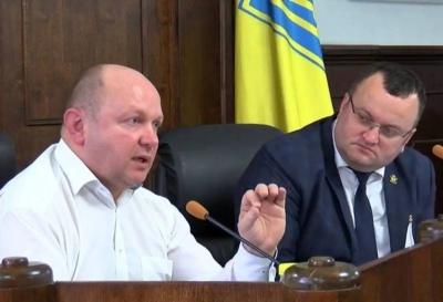 «Не можу залишити на нього місто»: мер Каспрук про роботу секретаря міськради Продана