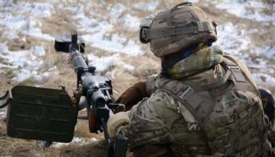 Українські захисники ліквідували двох російських окупантів на Донбасі