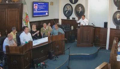 Продан і Максимюк звинуватили одне одного в «протягуванні шкурняків»