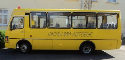 Екскурсійний автобус із львівськими школярами потрапив у ДТП