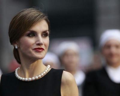 Королева Іспанії прийшла на офіційний захід у шкіряних штанах - фото