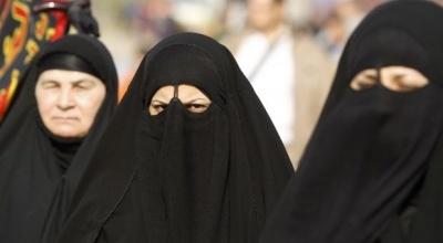 У Данії заборонили носити паранджу