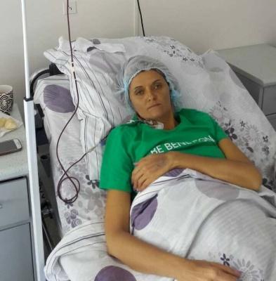 40-річній чернівчанці вдруге пересадили печінку: жінка досі у критичному стані