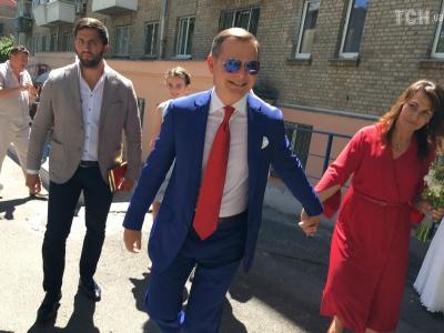 «Хотів би ще 20 років подумати, але Росіта не дала»: Олег Ляшко одружився