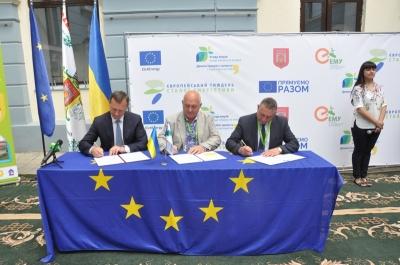 У Чернівцях відкрили Європейський тиждень сталої енергії