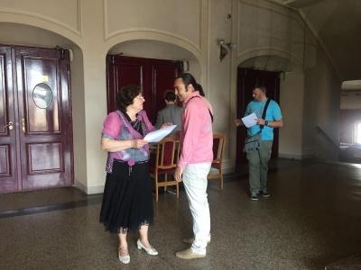 У Чернівцях розпочались кінопроби для зйомок фільму про Іловайськ - фото