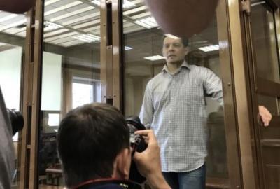 У Росії українського журналіста Сущенка засудили на 12 років