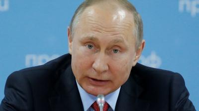 Путін заявив, що санкції Заходу будуть поступово зніматися