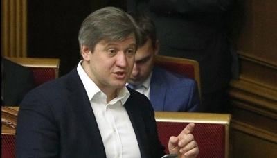 Гройсман підписав подання до ВР на звільнення міністра фінансів