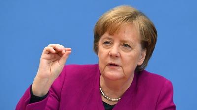 """Меркель не бачить можливості повернення РФ до """"Великої вісімки"""""""