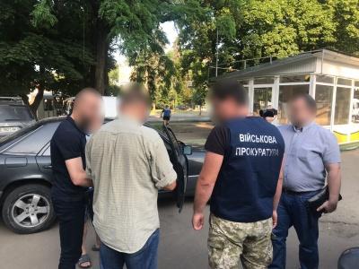 На Буковині підприємець намагався підкупити офіцера СБУ