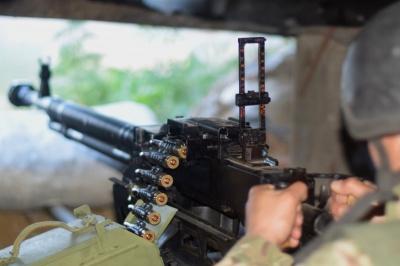 Військовий фельдшер з Буковини на Донбасі зірвав наступ диверсантів